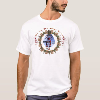 Camiseta Dakota molha depositários