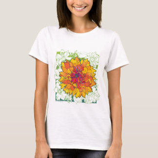 Camiseta Dália de Sun