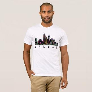 Camiseta Dallas nos grafites