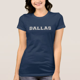 Camiseta Dallas Texas