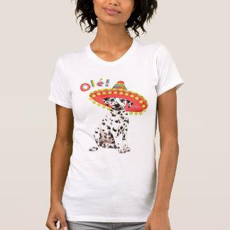 Camiseta Dalmatian da festa
