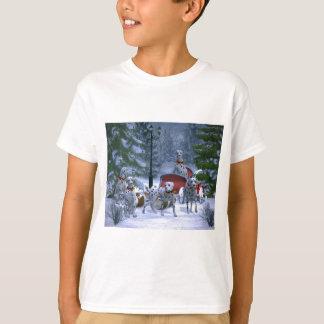 Camiseta Dalmatians do feriado