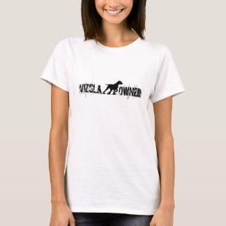 "Camiseta Damas Magyar Vizsla alpargata ""Vizsla Owner! """