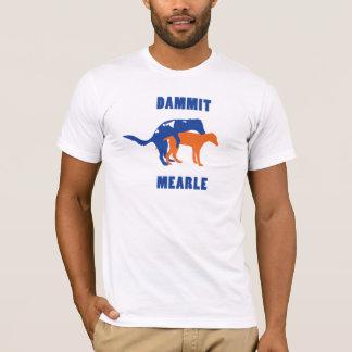 Camiseta Dammit o Mearle original