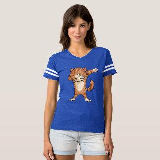 Camiseta Dança bonito de Dabber do gato da solha