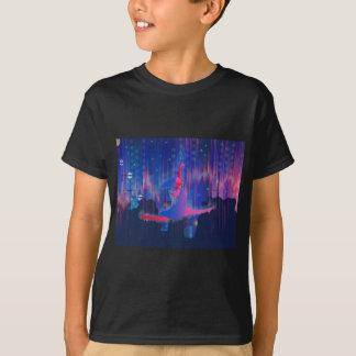 Camiseta Dança com o ano novo