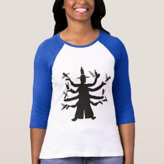 Camiseta Dança da garrafa de Hassidic
