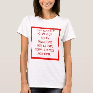 Camiseta Dança de BARRIGA