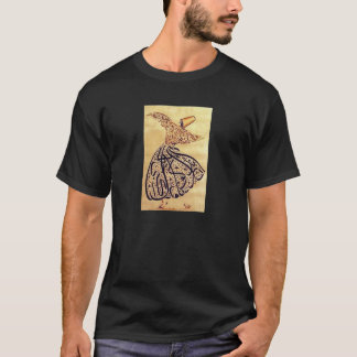 Camiseta Dança de Rumi Sama