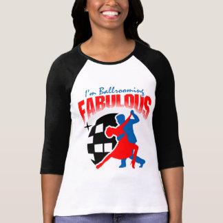 Camiseta Dança de salão de baile - FABULOSA