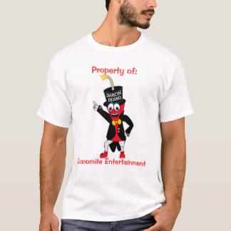Camiseta Dança Deano