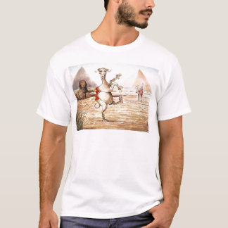 Camiseta Dança do camelo