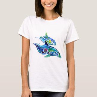 Camiseta Dança do golfinho