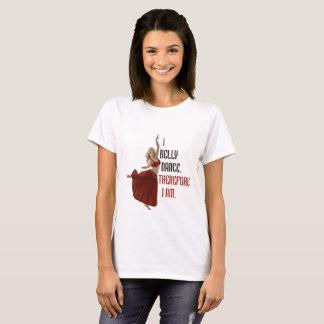 Camiseta Dança do ventre da dália