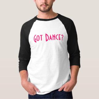 Camiseta Dança obtida?