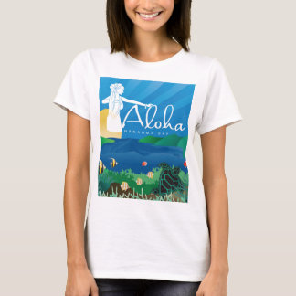 Camiseta Dançarino 150 de Havaí Hula