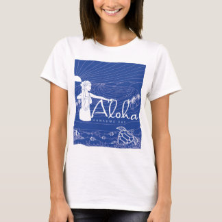 Camiseta Dançarino 268 de Havaí Hula