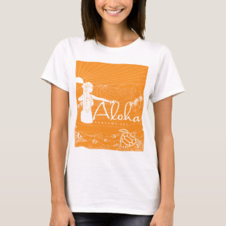 Camiseta Dançarino 270 de Havaí Hula
