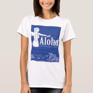 Camiseta Dançarino 271 de Havaí Hula
