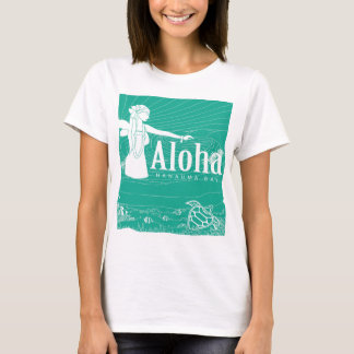 Camiseta Dançarino 272 de Havaí Hula