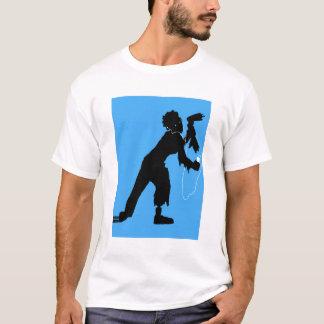 Camiseta Dançarino de IPOD do ZOMBI