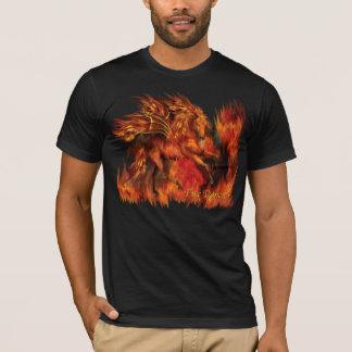 Camiseta Dançarino do fogo
