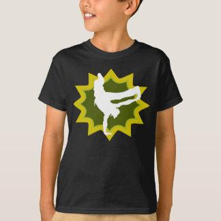 Camiseta Dançarino retro da ruptura