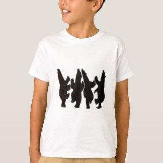 Camiseta Dançarinos minúsculos