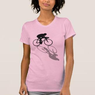 Camiseta Dando um ciclo 2014 senhoras que dão um ciclo o