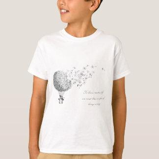 Camiseta dandylion hotair