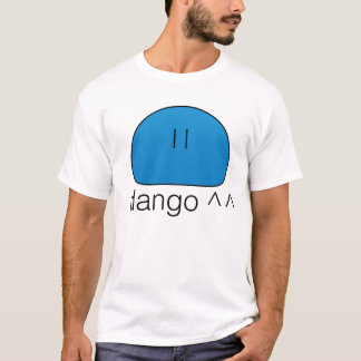 Camiseta Dango azul