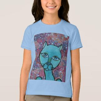 Camiseta Daphne o gato