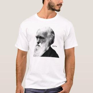 Camiseta Darwin - evolua