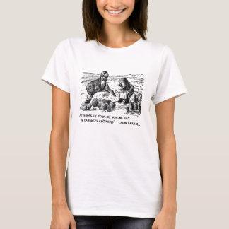 Camiseta Das couves e dos reis