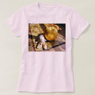 Camiseta Das maçãs de alho dos cravos-da-índia vida ainda
