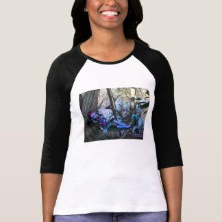 Camiseta Das mulheres altas de Jane Boolittle do monstro o