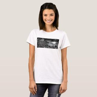 Camiseta Das mulheres Paranormal da liga de Chicago o T