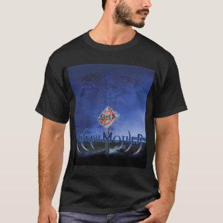 """Camiseta Das """"t-shirt CD do preto da arte NENHUMAS REGRAS"""""""