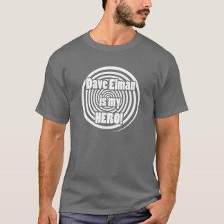 Camiseta Dave Elman é meu herói