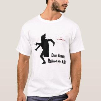 Camiseta Dave Ramsey Scissors o homem