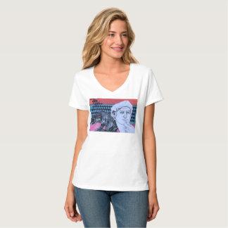 Camiseta David e o tigre