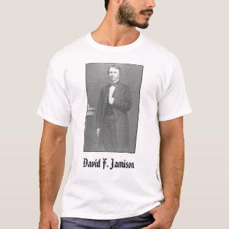 Camiseta David F. Jamison, David F. Jamison