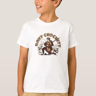 Camiseta Davy retro Crockett