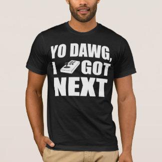 Camiseta Dawg que de Yo eu obtive em seguida