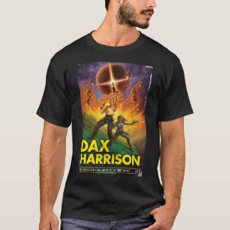 Camiseta DAX HARRISON: O t-shirt! (Capa do livro)