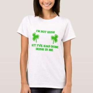 Camiseta DayDrinker eu não sou irlandês mas eu tive algum