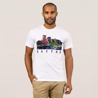 Camiseta Dayton nos grafites