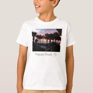Camiseta Daytona Beach, nascer do sol de FL