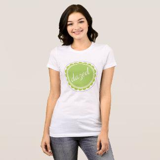Camiseta Dazed para o primavera