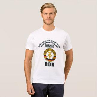 Camiseta DDR alpargata